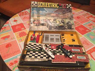 Scalextric GP 22 Año 1967 estupendo funcionando