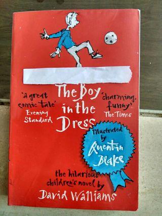 The boy in the dress de David Walliams