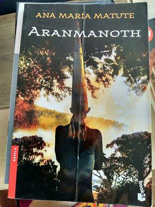 Aranmanoth de Ana María Matute