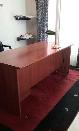 Mesa de despacho o estudio de segunda mano por 90 en madrid en wallapop - Mesas de despacho segunda mano ...