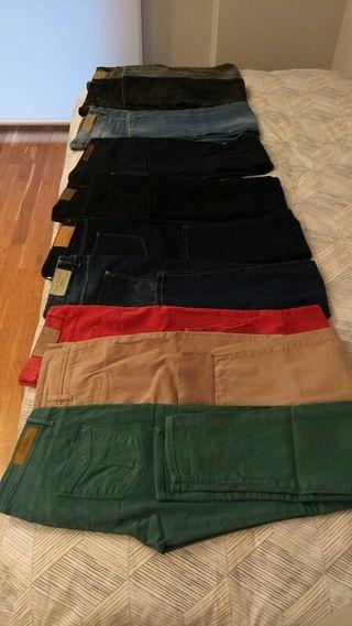 10 Pantalones chica