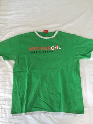 Camiseta Anti-Furgol