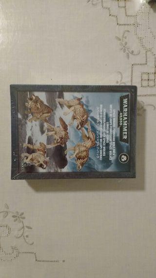 Lobos de fenris. Warhammer 40k