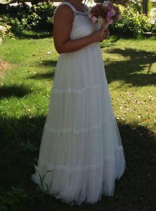 Vestidos cortos novia malaga