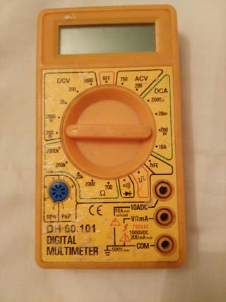 degital Multimeter