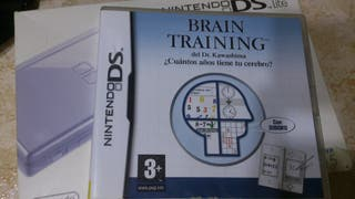 Juego Brain Training para Nintendo DS