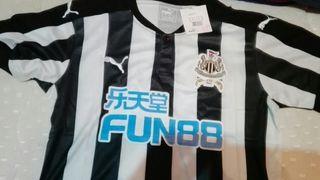 Camiseta Newcastle