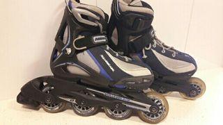 patines ROLLERBLADE del 32 se amplia al 37