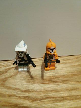 personajes lego star wars