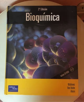 Libro bioquímica Mathews