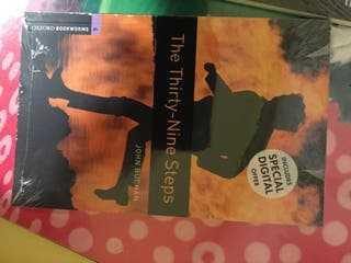 Libro The Thirty-Nine Steps