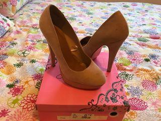 Zapatos tacon moda
