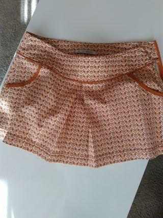 falda mini str