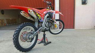 vendo moto de motocross