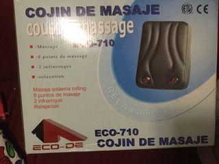 Cojin de masaje