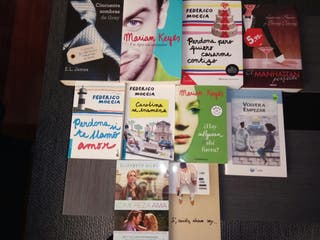 Pack libros amor