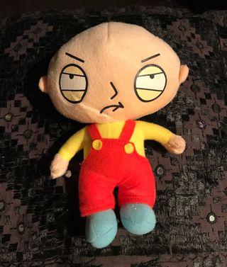 Muñeco peliche Stewie padre de familia niños