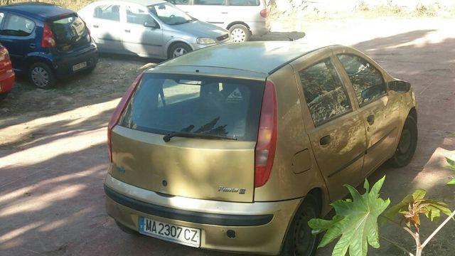fiat punto 2000 diesel