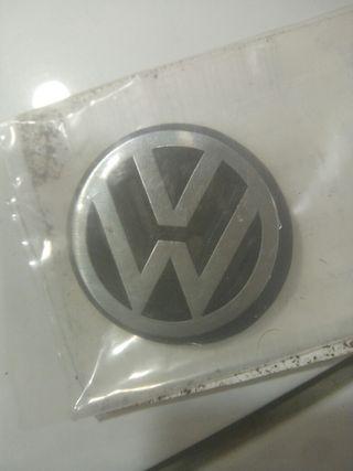 emblema wv golf trasero