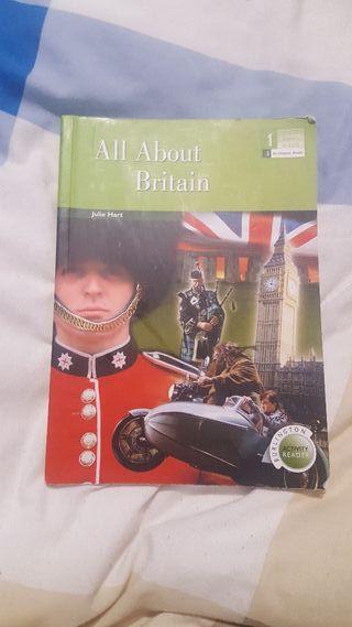 Libro All About Britain
