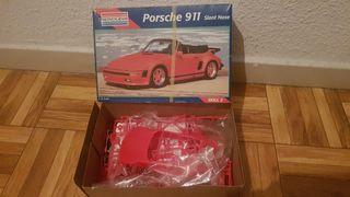 Maqueta Porsche 911 Monogram