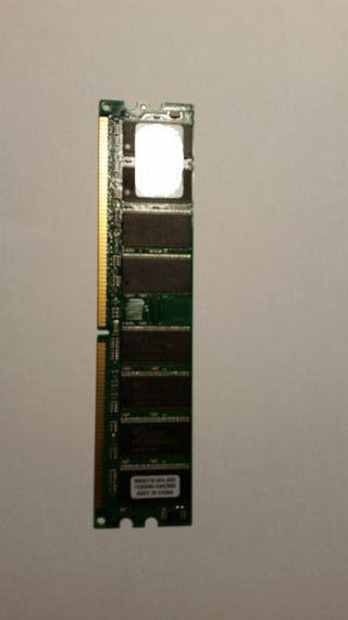 Memoria ram Kingston 256 MB ddr 333