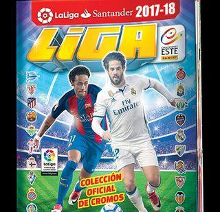 Álbumes De La Liga 2018