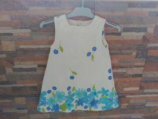 vestido mayoral niña verano talla 24 meses