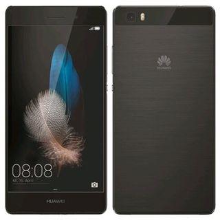 Huawei P8 Lite Negro en caja