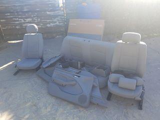 asientos bmw