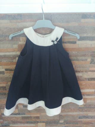 vestido verano niña talla 18 meses