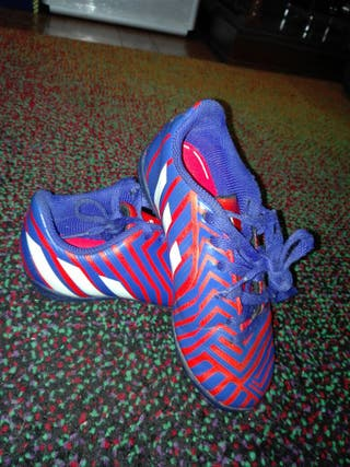 pack 5 botas de fútbol Adidas Messi