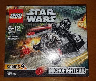 nave Star Wars Serie 4 TIE Striker Disney 75161