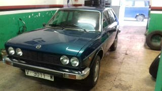 SEAT 128 coupe 1975