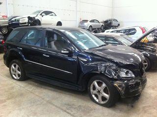 Despiece Desguace Mercedes Ml 320