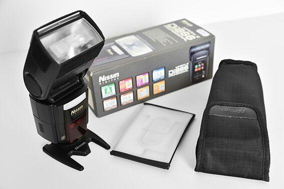 Flash Nissin Di866 Mark II para Nikon