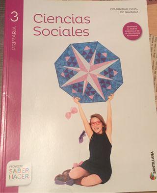 Ciencias Sociales 3-Santillana