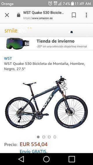 bici de monte