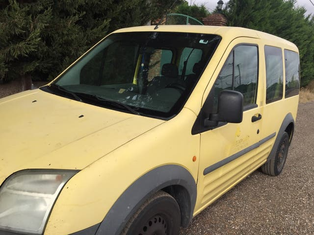 ford tourneo connect 2003
