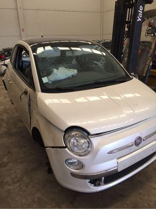 Despiece Desguace Fiat 500 1.3 Mjt