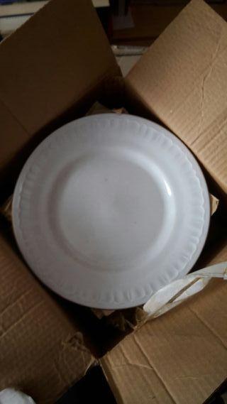 vajilla porcelana completa