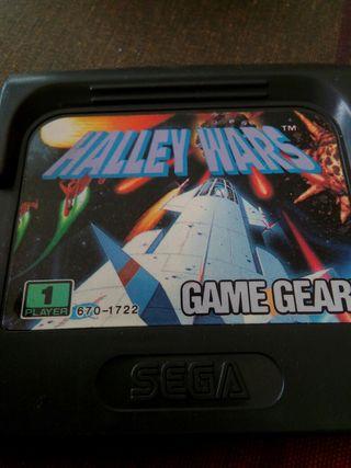 halley wars - Game Gear