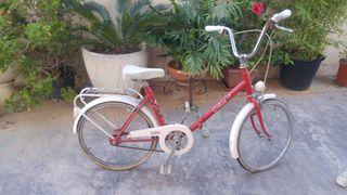 Bicicleta Plegable Orbea