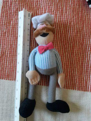 Peluchr de muppets