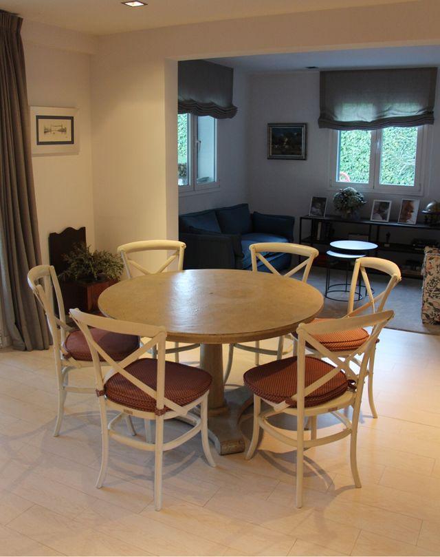 6 sillas de comedor becara de segunda mano por 360 en madrid en wallapop - Sillas comedor madrid ...