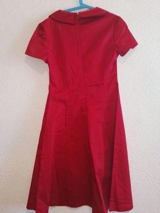 vestido divina providencia T 38