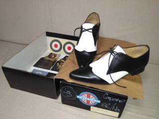 Zapatos NEVERMIND modelo Capone