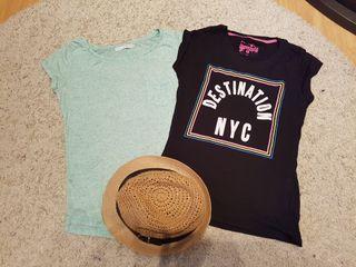 Pack 2 camisetas