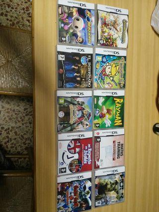 juegos de la nintendo DS
