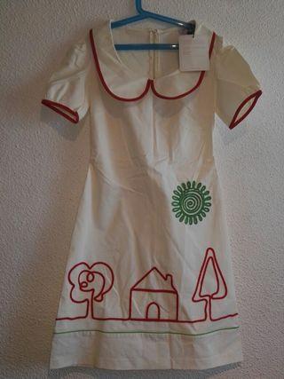 vestido T38 divina providencia